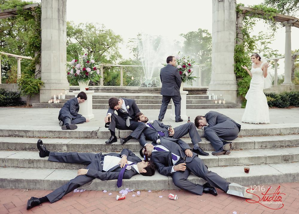 Ali Amp Nick Popp Fountain City Park Weddings Featuring First