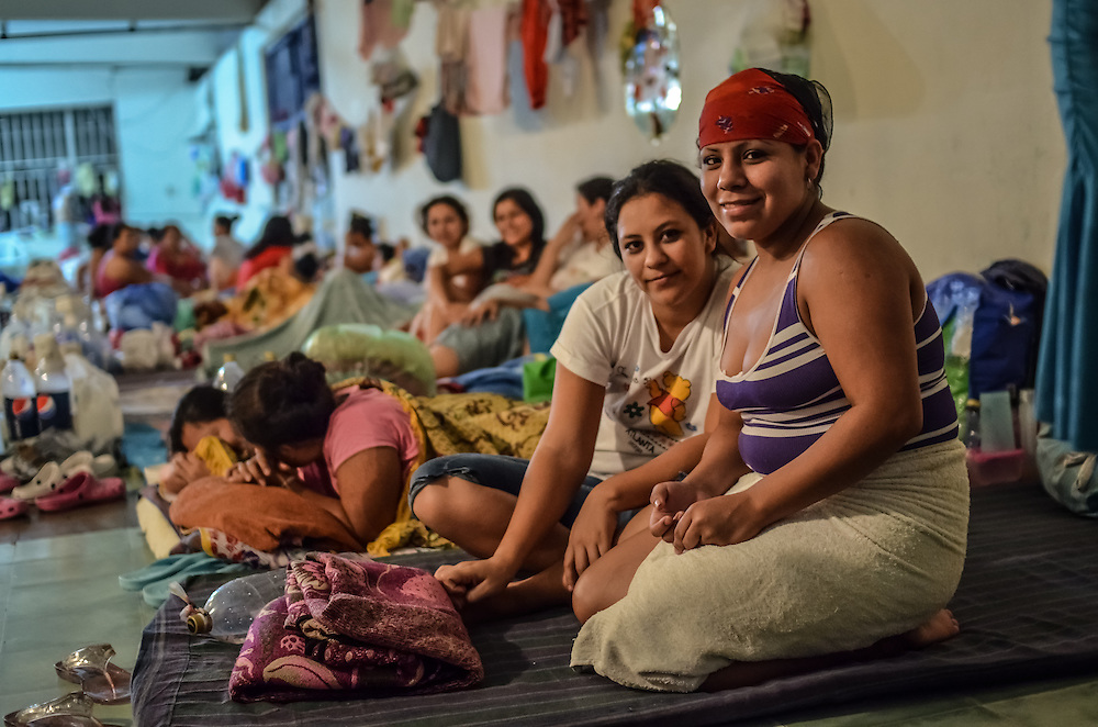 Overcrowding and lack of resources plague Ilopango Women's prison in San Salvador, El Salvador.