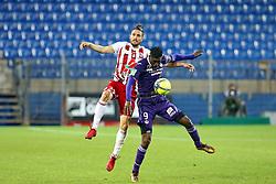 May 23, 2018 - Montpellier, France - Anthony MARIN ACA vs Wergiton SOMALIA TFC (Credit Image: © Panoramic via ZUMA Press)