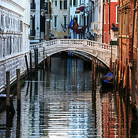 Canal view, Venice, Italy, 2014