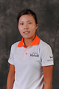 Amy Park during portrait session prior to the second stage of LPGA Qualifying School at the Plantation Golf and Country Club on Oct. 6, 2013 in Vience, Florida. <br /> <br /> <br /> ©2013 Scott A. Miller