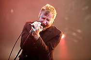 The National performing at 36th Paleo Festival, Switzerland.