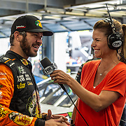 MAY 18, 2018; Concord, NC, USA; NASCAR Cup Series All-Star Race at Charlotte Motor Speedway FOX Sports . Credit: William Hauser-FOX SPORTS