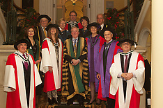 NUI Honorary Conferring 2012