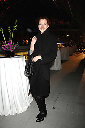 Actress MARGO STILLEY at a party to celebrate the opening of the new international train station at St.Pancras, London on 12th November 2007.<br /><br />NON EXCLUSIVE - WORLD RIGHTS