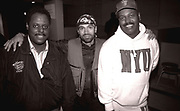 Tony Humphries, David Morales, Frankie Knuckles, 11th Birthday, The Haçienda, Manchester, 1993