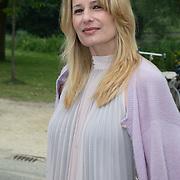 NLD/Amsterdam/20130621 - Boekpresentatie Buskruit met Muisjes, Claudia Schoemacher - van Zweden