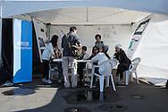The team of Greenpeace Seoul