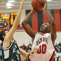 1.21.2012 Elyria Catholic at Elyria Boys Varsity Basketball