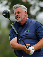Golf - 2019 Senior Open Championship at Royal Lytham & St Annes - Fiinal Round <br /> <br /> Darren Clarke (NI) hits his drive off the third tee.<br /> <br /> COLORSPORT/ALAN MARTIN