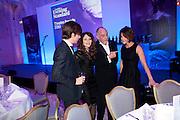 JAMES DAY; FRANCES RUFFELLE, 56th London Evening Standard Theatre Awards. Savoy Hotel. London. 28 November 2010.  -DO NOT ARCHIVE-© Copyright Photograph by Dafydd Jones. 248 Clapham Rd. London SW9 0PZ. Tel 0207 820 0771. www.dafjones.com.