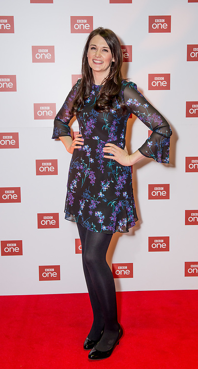 Midlands Today presenter Rebecca Wood at the brand new BBC Daytime drama Shakespeare &amp; Hathaway &ndash; Private Investigators, is due to hit TV screens late February, 150 lucky people got the chance to view a private screening of the first episode.<br /> On Friday 9 February, The Other Place in Stratford-upon-Avon, an actual location featured in the drama, the venue to held the screening and, a special question and answer session hosted by Midlands Today presenter Rebecca Wood. She was joined by Jo Joyner, Mark Benton, Patrick Walshe McBride and the show&rsquo;s producer Ella Kelly.<br /> The ten-part drama from BBC Studios, created by Paul Matthew Thompson and Jude Tindall, will see Frank Hathaway (Benton), a hardboiled private investigator, and his rookie sidekick Luella Shakespeare (Joyner), form the unlikeliest of partnerships as they investigate the secrets of rural Warwickshire&rsquo;s residents.<br /> Beneath the picturesque charm lies a hotbed of mystery and intrigue: extramarital affairs, celebrity stalkers, missing police informants, care home saboteurs, rural rednecks and murderous magicians. They disagree on almost everything, yet somehow, together, they make a surprisingly effective team &ndash; although they would never admit it.<br /> Will Trotter, head of BBC Daytime Drama at the BBC Drama Village, comments, &ldquo;For years we have been producing quality drama at the BBC Drama Village, and Shakespeare &amp; Hathaway is no different. It&rsquo;s the perfect programme to indulge in, and like many of the programmes that we make in Birmingham, we&rsquo;ve been out and about in the county to film in some of the best locations the Midlands has to offer. <br /> &ldquo;We&rsquo;re looking forward to seeing the audience reactions to the first episode, it&rsquo;s got a whodunit storyline with a brilliant introduction to the main characters, but leaves you with some questions which makes the audience want to come back for more!&rdquo; <br /> Notes to editors<br /> For more information on the series you can contact hollie.druce@bbc.co.uk. <br /> Quotes fro