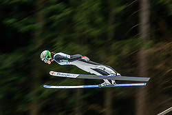 BRECL Jerneja (CLO) during first round on day 2 of  FIS Ski Jumping World Cup Ladies Ljubno 2020, on February 23th, 2020 in Ljubno ob Savinji, Ljubno ob Savinji, Slovenia. Photo by Matic Ritonja / Sportida