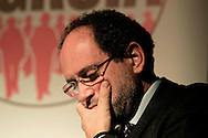 Roma, 13 Febbraio 2013.Antonio Ingroia  leader di Rivoluzione civile..