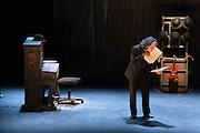 Belo Horizonte, MG, Brasil.<br /> <br /> Espetaculo Thacht do grupo Armatrux no teatro Oi Futuro em Belo Horizonte.<br /> <br /> Thatch spectacle Armatrux theater group Oi Futuro theather in Belo Horizonte.<br /> <br /> Foto: RAFAEL MOTTA / NITRO