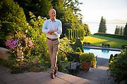 Allen Shoup portrait, Seattle, Washington