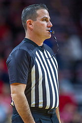NORMAL, IL - November 29: Mike O'Neill during a college basketball game between the ISU Redbirds and the Prairie Stars of University of Illinois Springfield (UIS) on November 29 2019 at Redbird Arena in Normal, IL. (Photo by Alan Look)