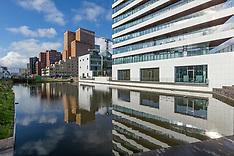 Amsterdam Zuidas, Noord Holland, Nederland, Netherlands