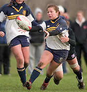 CIS WOMEN'S RUGBY bronze medal game