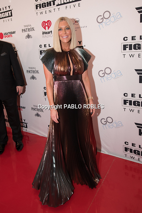 Renee Parsons attends the Celebrity Fight Night event on March 23, 2019 in Scottsdale, AZ.