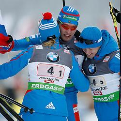 20111218: AUT, Biathlon - IBU WorldCup 3rd Biathlon, Hochfilzen