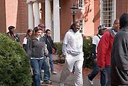 College Connect program: Meghan Miller, Darren Gertsen, Corey Reissland, Yewande Odunaiya, Shanece Penn, Allison Kennedy, Jackie Miltner, Andy Phillips, Nadyia Chavis