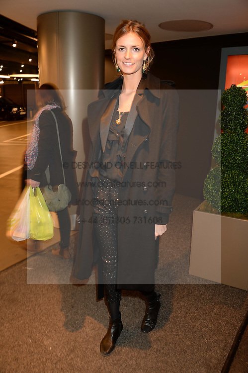 JACQUETTA WHEELER at the Vogue Pop Up Club at Westfield London to celebrate Westfield London's 5th birthday on 30th October 2013.