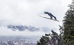 22.02.2019, Bergiselschanze, Innsbruck, AUT, FIS Weltmeisterschaften Ski Nordisch, Seefeld 2019, Skisprung, Herren, im Bild Philipp Aschenwald (AUT) // Philipp Aschenwald of Austria during the men's Skijumping of FIS Nordic Ski World Championships 2019. Bergiselschanze in Innsbruck, Austria on 2019/02/22. EXPA Pictures © 2019, PhotoCredit: EXPA/ JFK