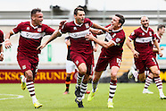 Northampton Town v Exeter City 300814