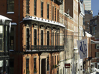 Downtown Boston Buildings, Boston, Massachusetts