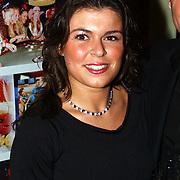 Uitreiking populariteitsprijs 2004, Wolter Kroes en partner