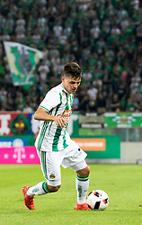 25.08.2016, Allianz Stadion, Wien, AUT, UEFA EL, SK Rapid Wien vs FK AS Trencin, Play off, Rueckspiel, im Bild Thomas Murg (SK Rapid Wien)// during the UEFA Europa League Play off 2nd Leg Match between SK Rapid Wien and FK AS Trencin at the Allianz Stadion, Vienna, Austria on 2016/08/25. EXPA Pictures © 2016, PhotoCredit: EXPA/ Sebastian Pucher