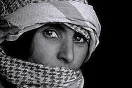Bedouin Women in the Syrian Desert