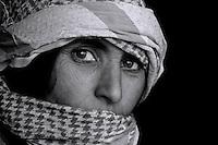 Bedouin Women in the Syrian Desert