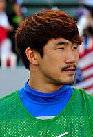 Football International Friendly Matchs 2014 / <br /> Usa vs Korea Republic 2-0   ( StubHub Center Stadium - Carson - LA , Usa ) - <br /> Kim Dae-Ho of Korea Republic  , During the match between Usa and Korea Republic