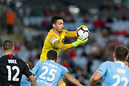2019 A-League Melbourne City FC v Western Sydney Wanderers FC