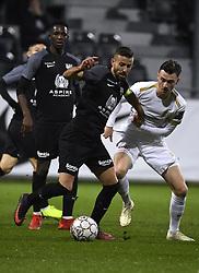 December 23, 2018 - France - Luis Garcia Fernandez midfielder of Eupen (Credit Image: © Panoramic via ZUMA Press)