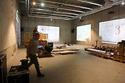 Mannheim. 08.11.17 | Zum Neubau Kunsthalle<br /> Innenstadt. Kunsthalle. Pressegespräch zum Neubau der Neuen Kunsthalle. Die Eröffnung der Neuen Kunsthalle im Dezember nur mit Skulpturen - keine Gemälde wegen technischen Verzögerungen.<br /> <br /> <br /> <br /> <br /> BILD- ID 01575 |<br /> Bild: Markus Prosswitz 08NOV17 / masterpress (Bild ist honorarpflichtig - No Model Release!)