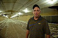 Poultry is a large and growing industry in eastern Oklahoma and western Arkansas.  large corporations work with small to large private growers to produce millions of chickens processed and sold in the US and all over the world.