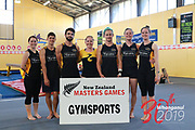 GYMSPORTS<br /> DAY NINE MIX<br /> Downer NZ Masters Games 2019<br /> 20190209<br /> WHANGANUI, NEW ZEALAND<br /> Photo SARA COX CMGSPORT<br /> WWW.CMGSPORT.CO.NZ