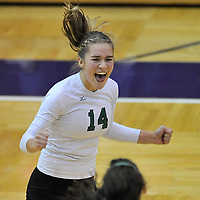 11.06.2010 Elyria Catholic Varsity Volleball