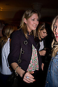 LOUISA LOPES; ELEANOR BALFOUR, Brompton Bar And Grill - launch party - celeb update<br /> Brompton Bar And Grill, 243 Brompton Road, London, SW3 11 March 2009 *** Local Caption *** -DO NOT ARCHIVE-© Copyright Photograph by Dafydd Jones. 248 Clapham Rd. London SW9 0PZ. Tel 0207 820 0771. www.dafjones.com.<br /> LOUISA LOPES; ELEANOR BALFOUR, Brompton Bar And Grill - launch party - celeb update<br /> Brompton Bar And Grill, 243 Brompton Road, London, SW3 11 March 2009