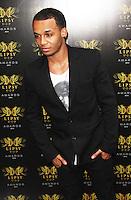 LONDON - May 29: Aston Merrygold at the Lipsy VIP Fashion Awards 2013 (Photo by Brett D. Cove)