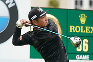 Hideto Tanihara<br /> On the first day
