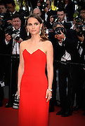 NATALIE PORTMAN - OPENING THE 68th CANNES FILM FESTIVAL - RED CARPET ' HIGH HEAD '<br /> ©Exclusivepix Media