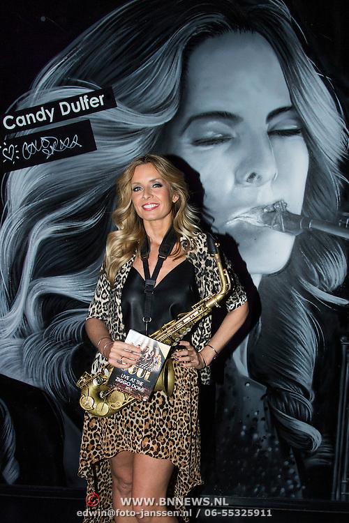 NLD/Amsterdam/20140415 - DVD presentatie Ladies of Soul, Candy Dulfer