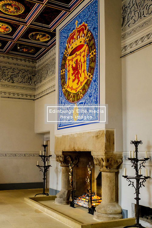 The King's Outer Hall, Stirling Castle, Stirling, Scotland<br /> <br /> (c) Andrew Wilson | Edinburgh Elite media