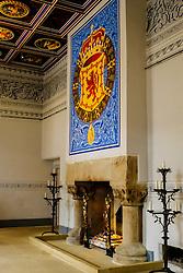The King's Outer Hall, Stirling Castle, Stirling, Scotland<br /> <br /> (c) Andrew Wilson | Edinburgh Elite media