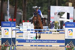 Hackbarth, Laura Jane (GER) Carisma<br /> Paderborn - Paderborn Challenge 2016<br /> © www.sportfotos-lafrentz.de