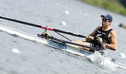 2006, U23 Rowing Championships,Hazewinkel, BELGIUM Saturday, 22.07.2006. NZL  BM1X, Bruce COHEN,  Photo  Peter Spurrier/Intersport Images email images@intersport-images.com..[Mandatory Credit Peter Spurrier/ Intersport Images] Rowing Course, Bloso, Hazewinkel. BELGUIM